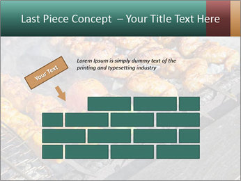 Chicken BBQ PowerPoint Templates - Slide 46