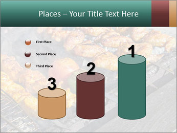 Chicken BBQ PowerPoint Templates - Slide 65