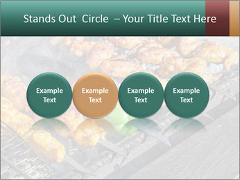 Chicken BBQ PowerPoint Templates - Slide 76