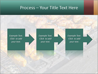 Chicken BBQ PowerPoint Templates - Slide 88