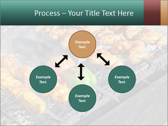 Chicken BBQ PowerPoint Templates - Slide 91