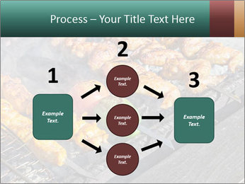Chicken BBQ PowerPoint Templates - Slide 92