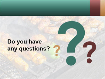 Chicken BBQ PowerPoint Templates - Slide 96