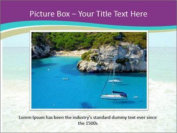 Ocean Coast PowerPoint Template - Slide 15
