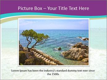 Ocean Coast PowerPoint Template - Slide 16