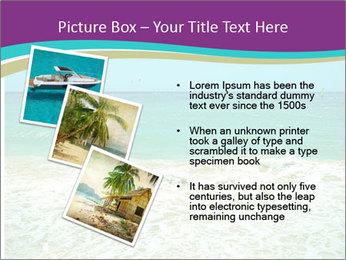 Ocean Coast PowerPoint Template - Slide 17