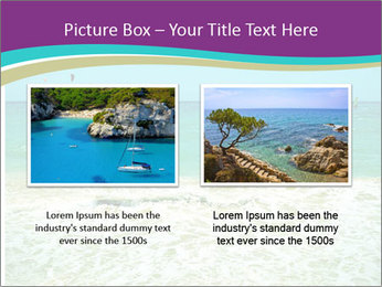Ocean Coast PowerPoint Template - Slide 18