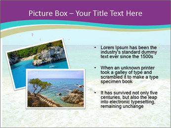 Ocean Coast PowerPoint Template - Slide 20