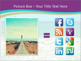 Ocean Coast PowerPoint Template - Slide 21