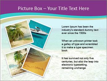 Ocean Coast PowerPoint Template - Slide 23