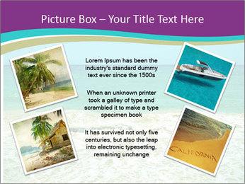 Ocean Coast PowerPoint Template - Slide 24