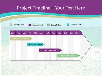 Ocean Coast PowerPoint Template - Slide 25