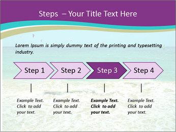 Ocean Coast PowerPoint Template - Slide 4