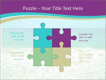 Ocean Coast PowerPoint Template - Slide 43
