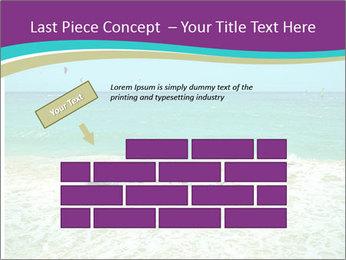 Ocean Coast PowerPoint Template - Slide 46