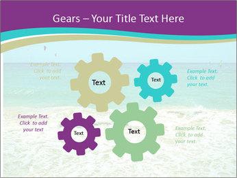 Ocean Coast PowerPoint Template - Slide 47