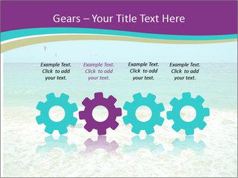 Ocean Coast PowerPoint Template - Slide 48
