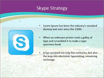 Ocean Coast PowerPoint Template - Slide 8