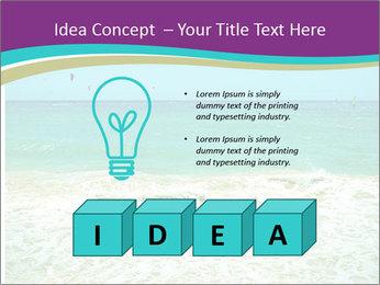 Ocean Coast PowerPoint Template - Slide 80