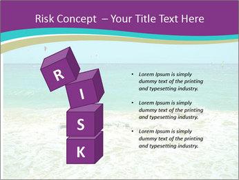 Ocean Coast PowerPoint Template - Slide 81