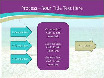 Ocean Coast PowerPoint Template - Slide 85