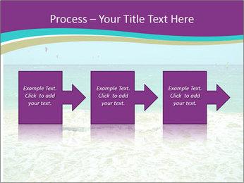 Ocean Coast PowerPoint Template - Slide 88