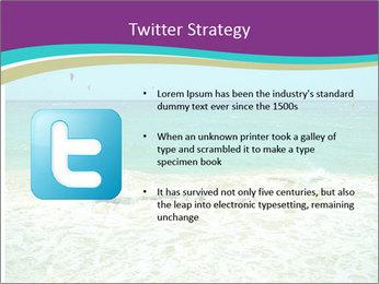 Ocean Coast PowerPoint Template - Slide 9