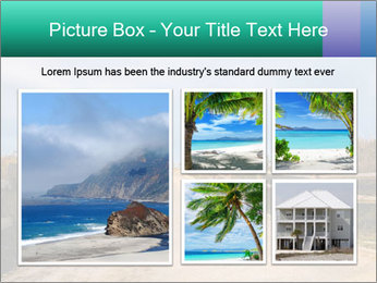 Sandy Road PowerPoint Template - Slide 19