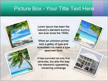 Sandy Road PowerPoint Template - Slide 24