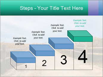 Sandy Road PowerPoint Template - Slide 64