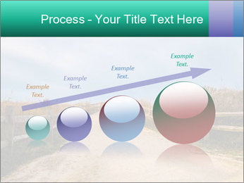 Sandy Road PowerPoint Template - Slide 87