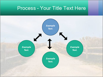 Sandy Road PowerPoint Template - Slide 91