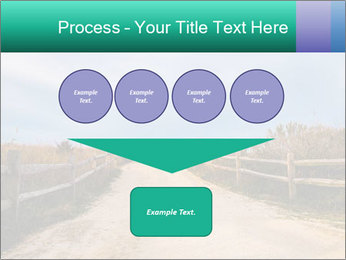 Sandy Road PowerPoint Template - Slide 93