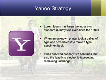 Bicycle Park Trip PowerPoint Template - Slide 11