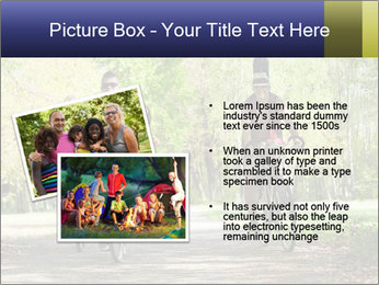 Bicycle Park Trip PowerPoint Template - Slide 20