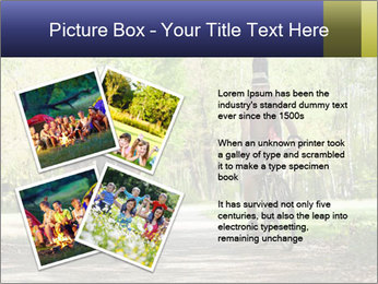 Bicycle Park Trip PowerPoint Template - Slide 23