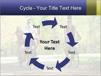 Bicycle Park Trip PowerPoint Template - Slide 62