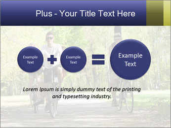 Bicycle Park Trip PowerPoint Template - Slide 75