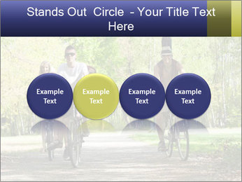 Bicycle Park Trip PowerPoint Template - Slide 76