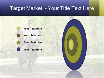 Bicycle Park Trip PowerPoint Template - Slide 84