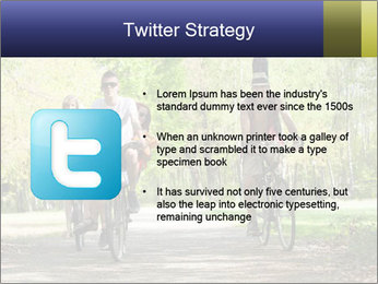 Bicycle Park Trip PowerPoint Template - Slide 9