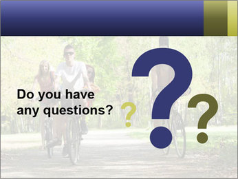 Bicycle Park Trip PowerPoint Template - Slide 96