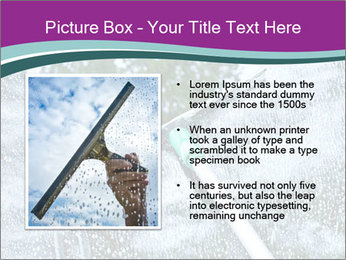 Window Cleaning PowerPoint Templates - Slide 13