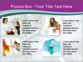 Window Cleaning PowerPoint Templates - Slide 14