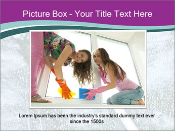 Window Cleaning PowerPoint Templates - Slide 16