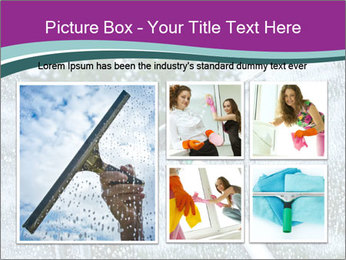 Window Cleaning PowerPoint Templates - Slide 19