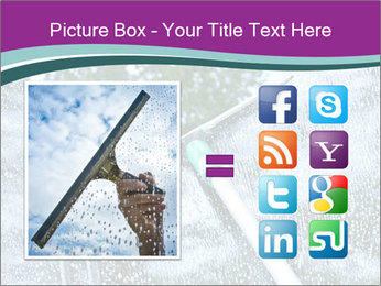 Window Cleaning PowerPoint Templates - Slide 21