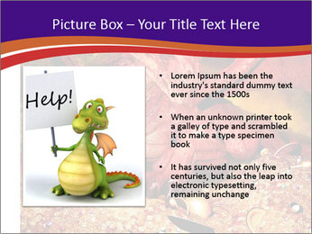 Red Dragon PowerPoint Templates - Slide 13