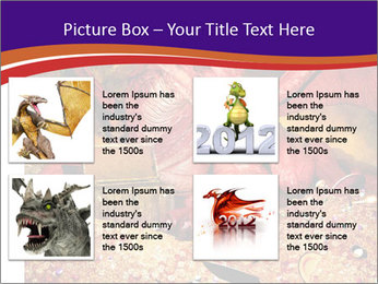 Red Dragon PowerPoint Templates - Slide 14
