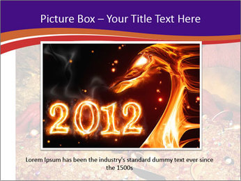 Red Dragon PowerPoint Templates - Slide 15